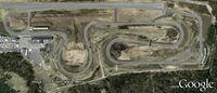 Scandinavian Raceway Earth