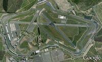 Silverstone Circuit Earth