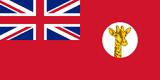 Flag of British Tanganyika