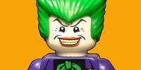 The Joker (Jack Nicholson/Mark Hamill)