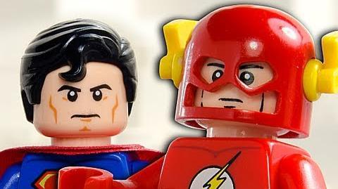 The Fabulous Misadventures of Lego Flash