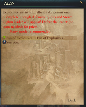 QuestFanofExplosivesTurnInBlazeOreNobb