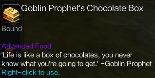 ItemGoblinProphetsChocolateBoxDescription