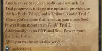 Trial Progress 2