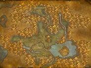 Westliche Pestländer Karte