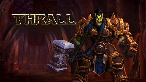 Heroes of the Storm Thrall-Trailer