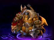 Rexxar championofthehorde Heroes of the storm