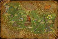 Karte waldeslied