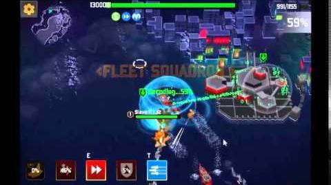 Fortress Destroyer Hong Kong Max reward (Fleet Admiral)