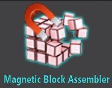 Magnetic Block Assembler Thumbnail