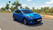 FH3 Mazda Mazdaspeed3-Traffic