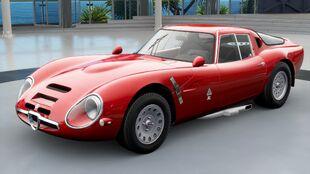 1965 Alfa Romeo Giulia TZ2 in Forza Horizon 3