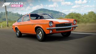 Chevrolet Vega GT in Forza Horizon 3