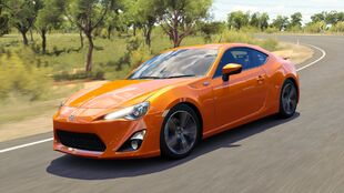 Toyota GT86 in Forza Horizon 3