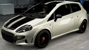Abarth Punto SuperSport in Forza Motorsport 6: Apex