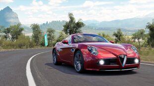 Alfa Romeo 8C Competizione in Forza Horizon 3