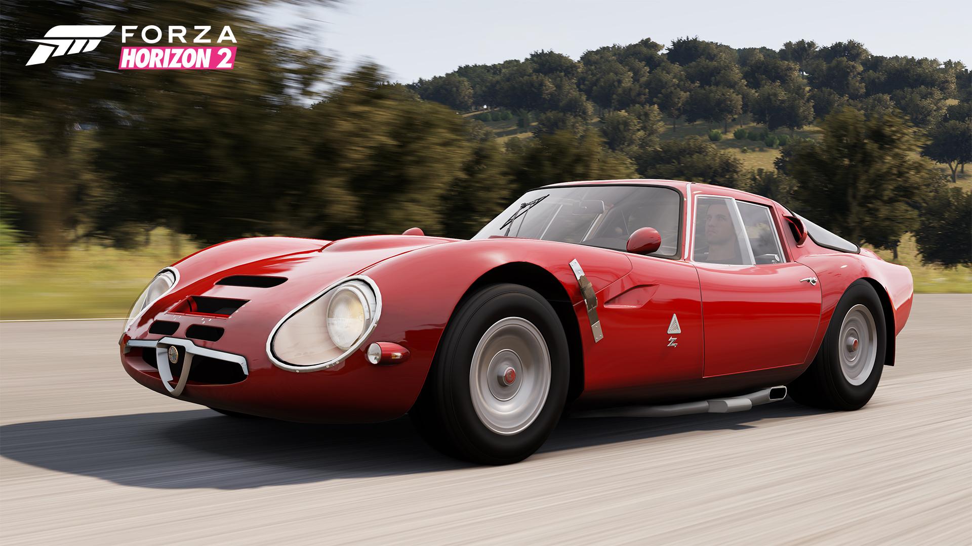Alfa Romeo Giulia TZ2  Forza Motorsport Wiki  Fandom powered by