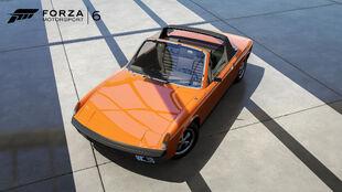 Porsche 914/6 in Forza Motorsport 6
