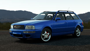 Audi RS 2 Avant in Forza Horizon 2