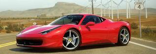 VIP 2010 Ferrari 458 Italia2