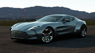 Aston Martin One-77 in Forza Horizon 2