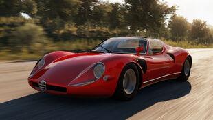 Alfa Romeo 33 Stradale in Motorsport 5