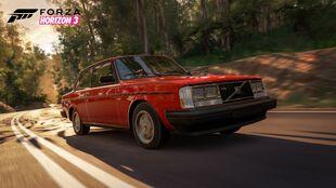 Volvo 242 Turbo Evolution in Forza Horizon 3