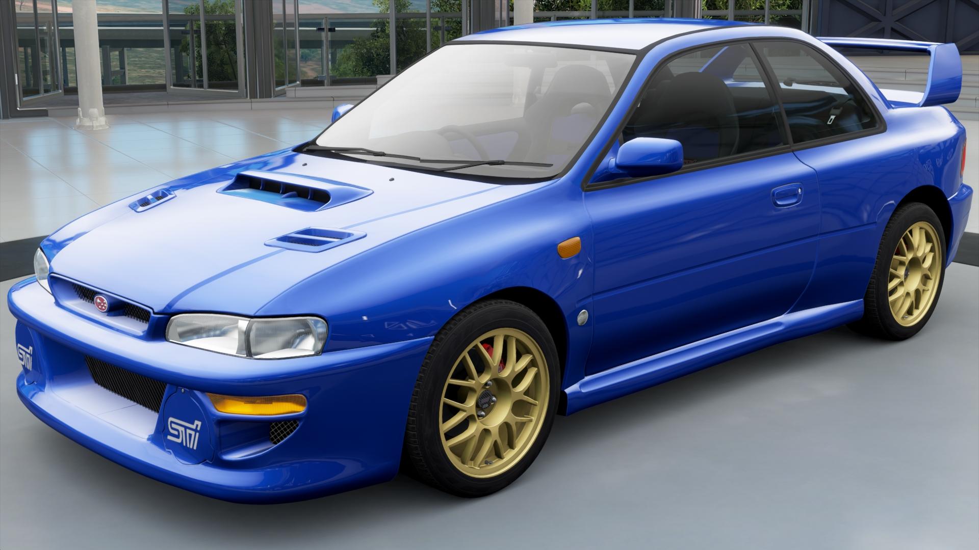 Subaru impreza 22b sti forza motorsport wiki fandom powered by wikia