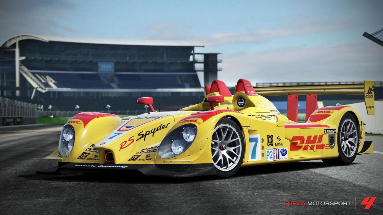 Porsche RS Spyder Evo  Forza Motorsport Wiki  FANDOM powered by
