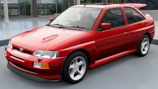 1992 Ford Escort RS Cosworth in Forza Horizon 3