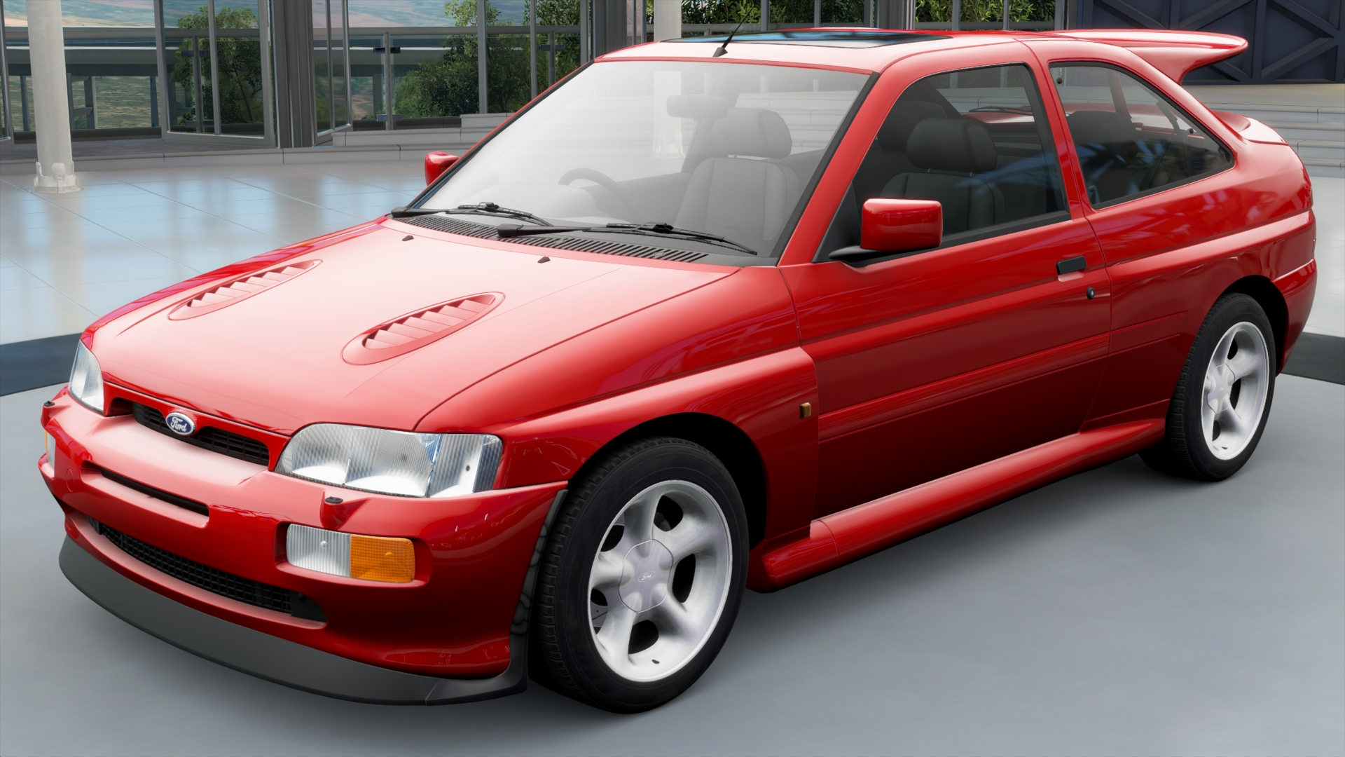 ford escort rs cosworth forza motorsport wiki fandom powered by wikia. Black Bedroom Furniture Sets. Home Design Ideas