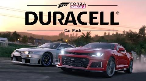Forza Horizon 3 - Duracell Car Pack