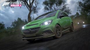 Vauxhall Corsa VXR in Forza Horizon 3