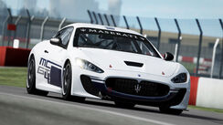 2010 Maserati GranTurismo MC GT4