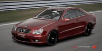 2003 CLK55 AMG Coupe