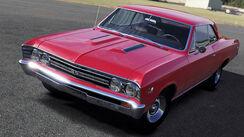 1967 Chevrolet Chevelle SS-396