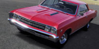 1967 Chevelle SS-396