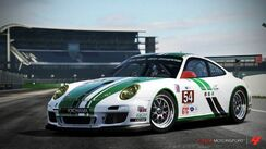 2011 54 Black Swan Racing 911 GT3 Cup