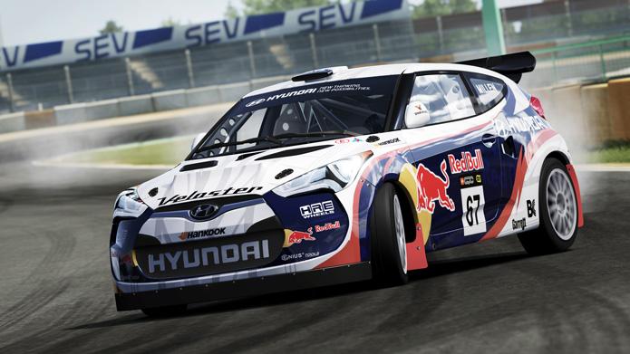 2011 67 Rhys Millen Racing Veloster Forza Motorsport 4