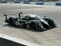 2003 7 Team Bentley Speed 8