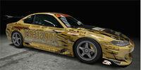 2000 Top Secret Silvia D1-Spec S15