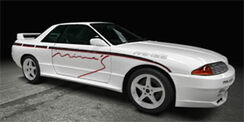 1993 Nissan MINE'S R32 Skyline GT-R