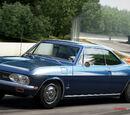 1969 Corvair Monza