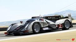 2011 Audi 2 Audi Sport Team Joest R18 RDI