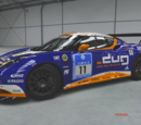 2009 Evora Type 124 Endurance Race Car