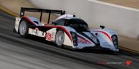 2011 6 Muscle Milk Aston Martin Racing Lola