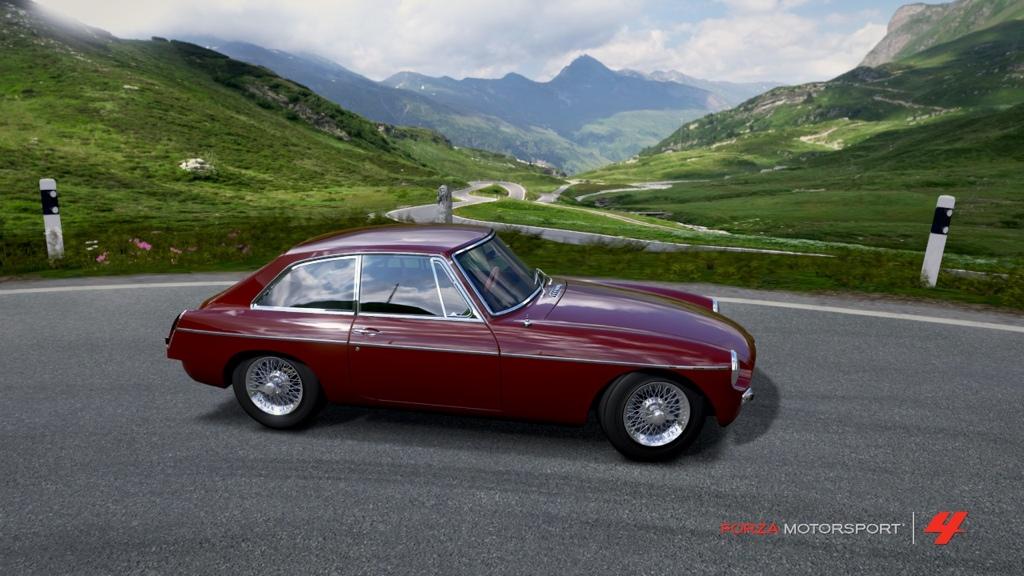 1966 Mgb Gt Forza Motorsport 4 Wiki Fandom Powered By