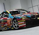 2010 79 Jeff Koons BMW M3 GT2 Art Car