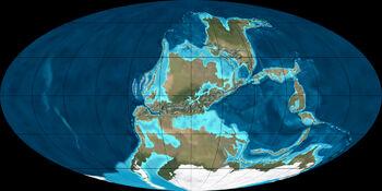 LateCarboniferousGlobal