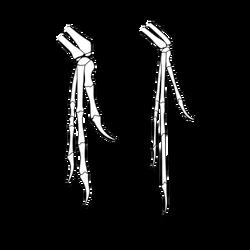 Archaeo-deinony hands